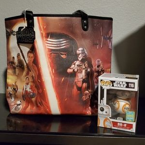 Disney Parks Loungefly Star Wars Tote